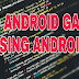How to make mod of any game using android