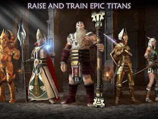 Dawn of Titans Apk v1.14.3 Mod (Free Shopping)