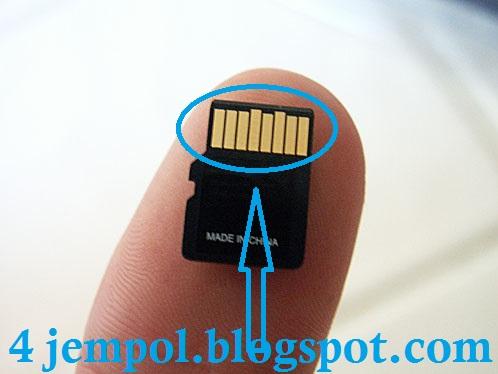 Penyebab Dan Cara Memperbaiki Kartu Memori Handphone Yang Rusak V