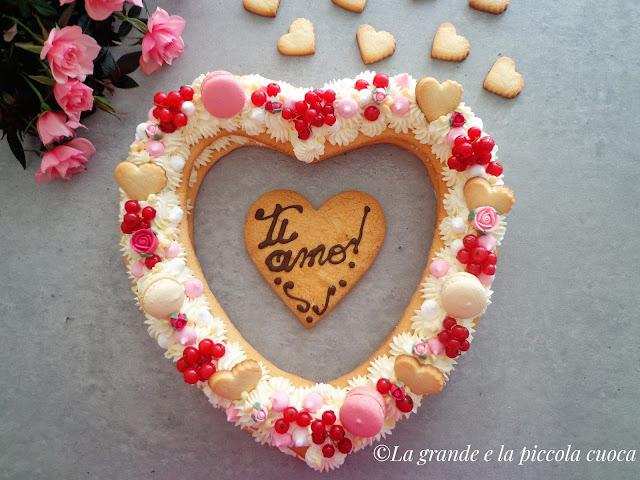 Torcik Walentynkowy (Torta di San Valentino)