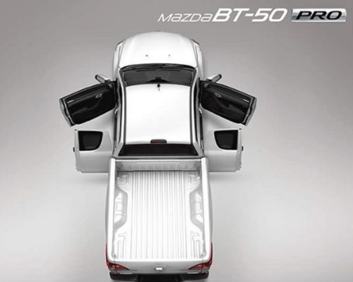 Design review Mazda BT 50 Pro