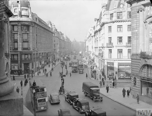 25 February 1941 worldwartwo.filminspector.com Tirpitz Regent Street