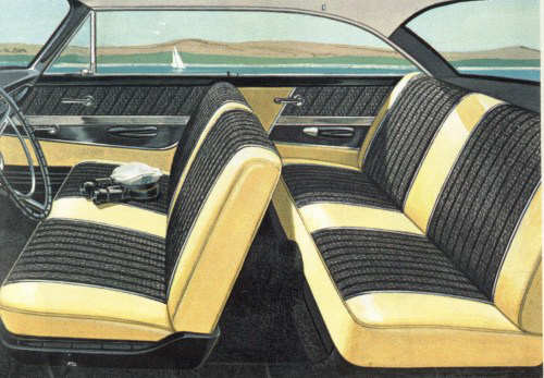 1961 Ford Galaxie 2 Door