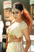 Apoorva Spicy Pics in Cream Deep Neck Choli Ghagra WOW at IIFA Utsavam Awards 2017 102.JPG