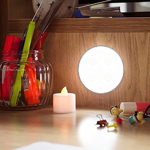 Daffodil Motion Sensing LED Sensor Light Review, Motion Sensing LED Sensor Light Review
