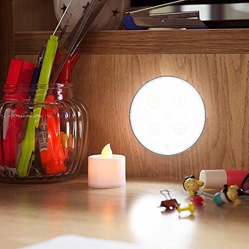 Daffodil Motion Sensing LED Sensor Light Review, Motion Sensing LED Sensor Light Review