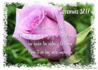 Jeremias 32:17