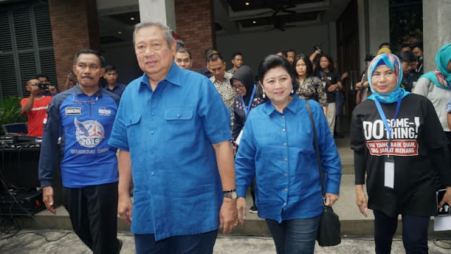 Respon SBY soal Koalisi Keumatan
