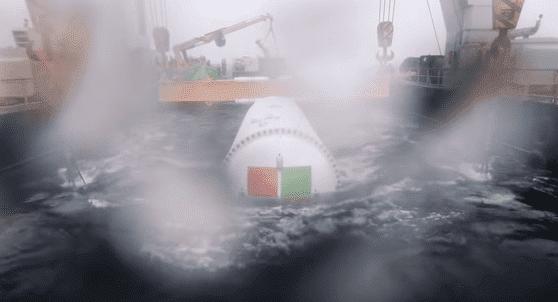 بالفيديو مايكروسوفت تغرق خوادمها في البحر! والسبب؟