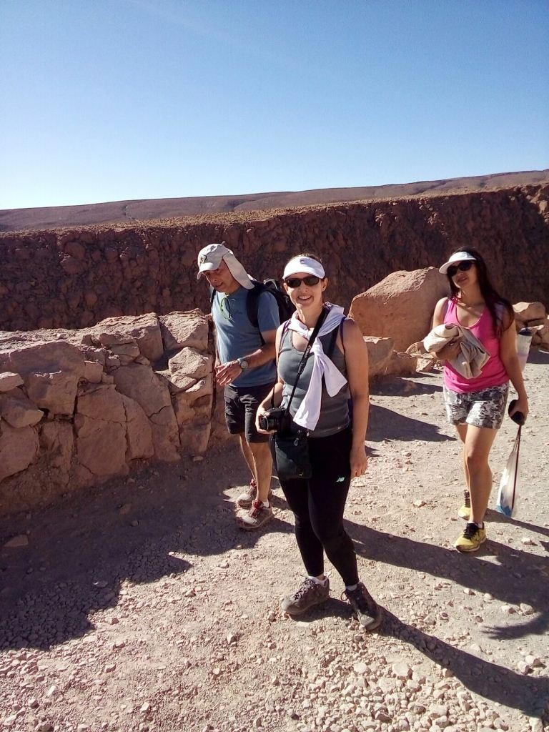 Como são as Termas de Puritama no Atacama