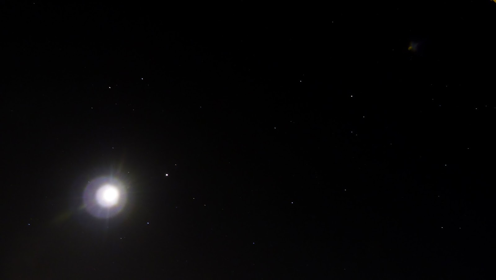 Jupiter, Auriga, constellations, Charlene N.K. photo