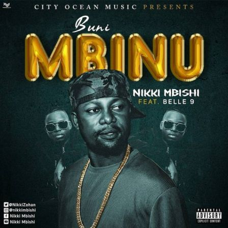 Nikki Mbishi Ft. Belle 9 - Buni Mbinu
