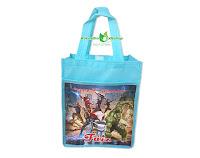 Tas Ultah Anak Avengers, tas ultah murah, tas ulang tahun, souvenir ultah, pelengkap pesta ultah
