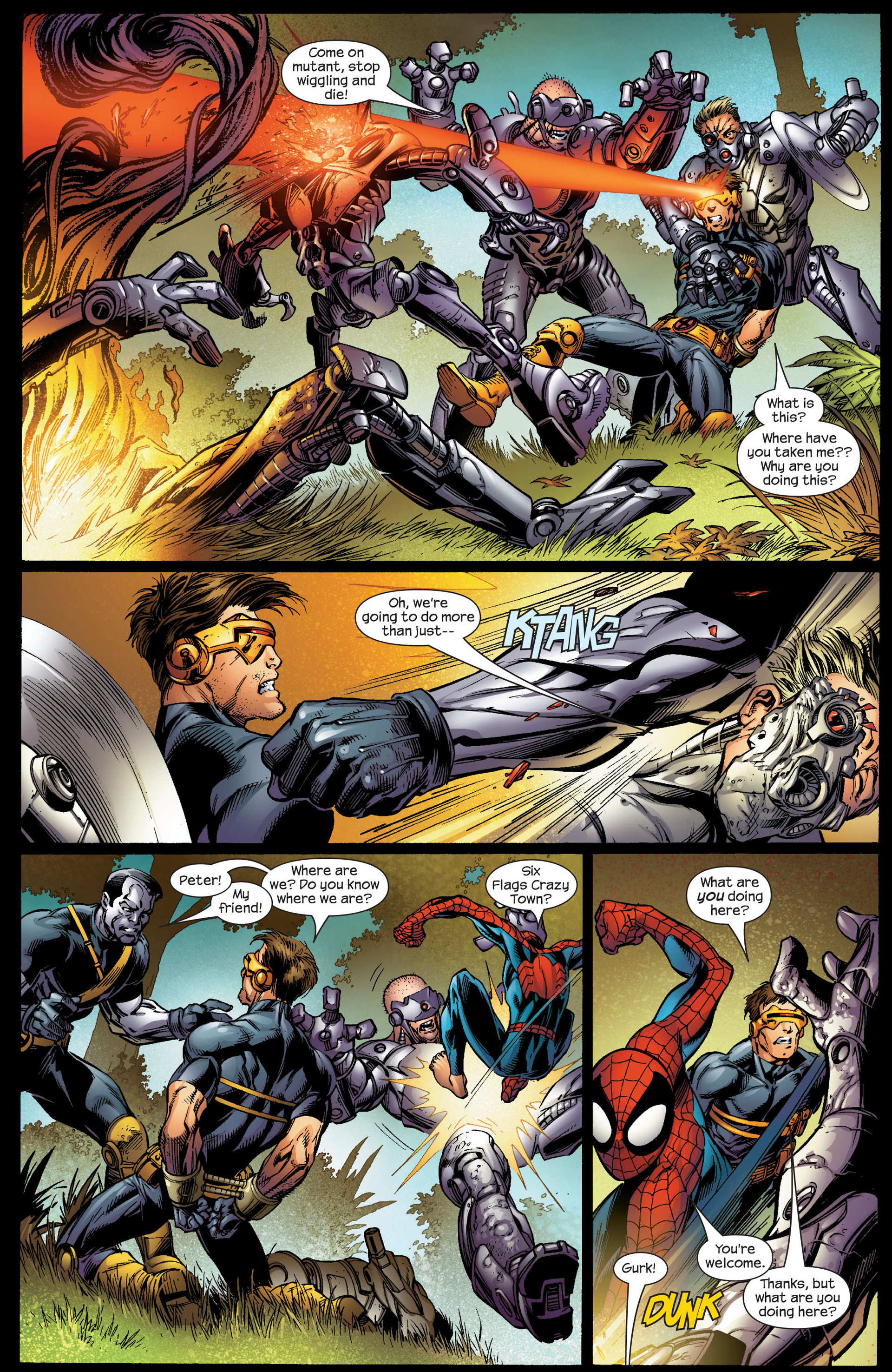 Read online Ultimate Spider-Man (2000) comic -  Issue #92 - 13