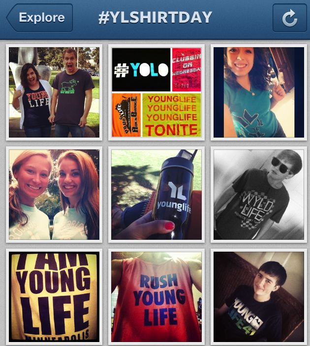 The Young Life Leader Blog: October 2012