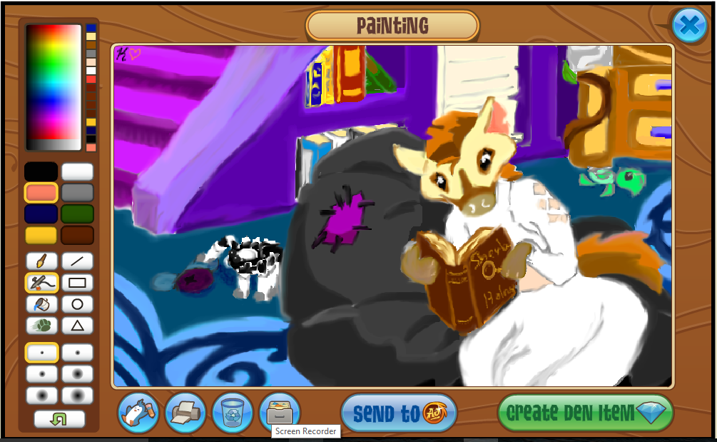 The Animal Jam Friendship Community Masterpiece Tips And