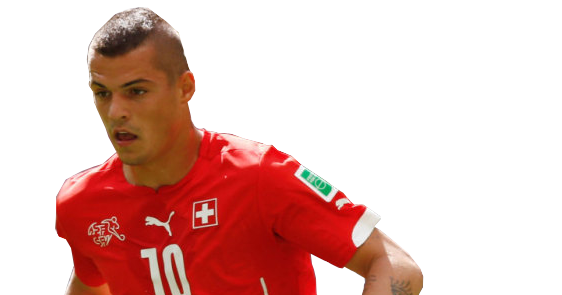 Renders Worldwide: Granit Xhaka