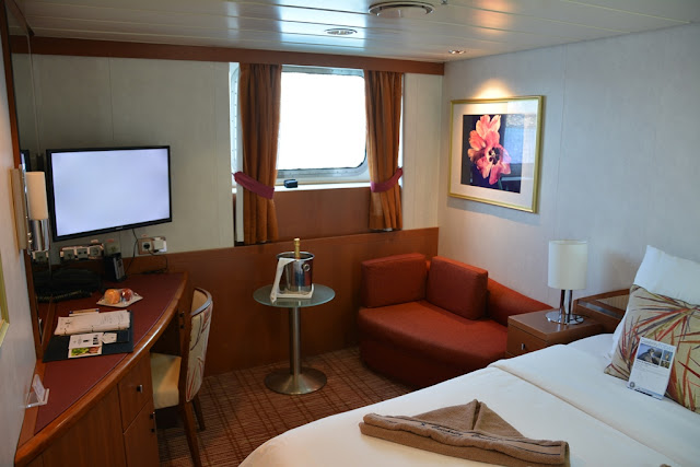 Celebrity Expedition stateroom