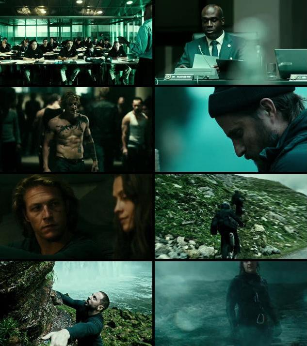 Point Break 2015 Dual Audio Hindi 720p BluRay