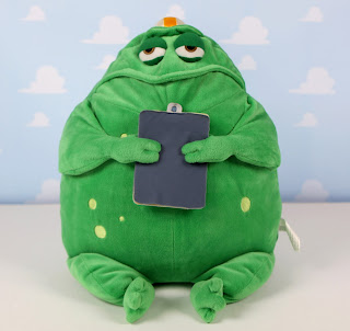 pixar short films lifted mr. B plush