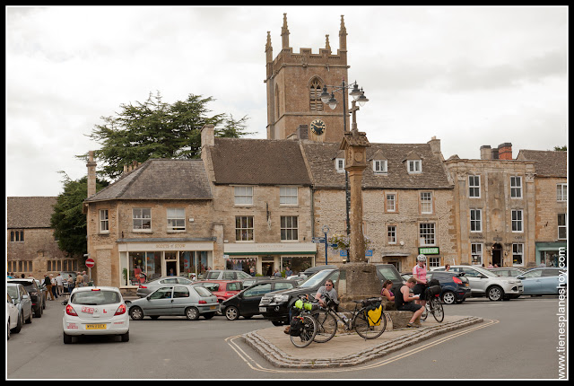 Cotswolds: Stow on the Wold