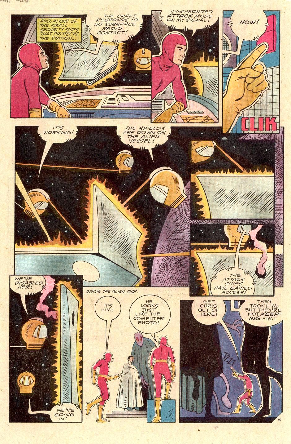 Read online Secret Origins (1986) comic -  Issue #43 - 35