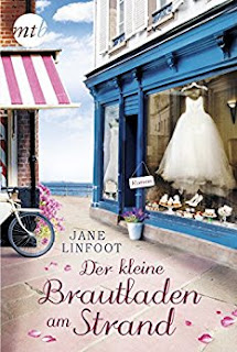 Neuerscheinungen im Mai 2018 #1 - Der kleine Brautladen am Strand von Jane Linfoot