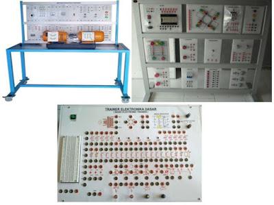 Alat Edukasi Teknik Elektro