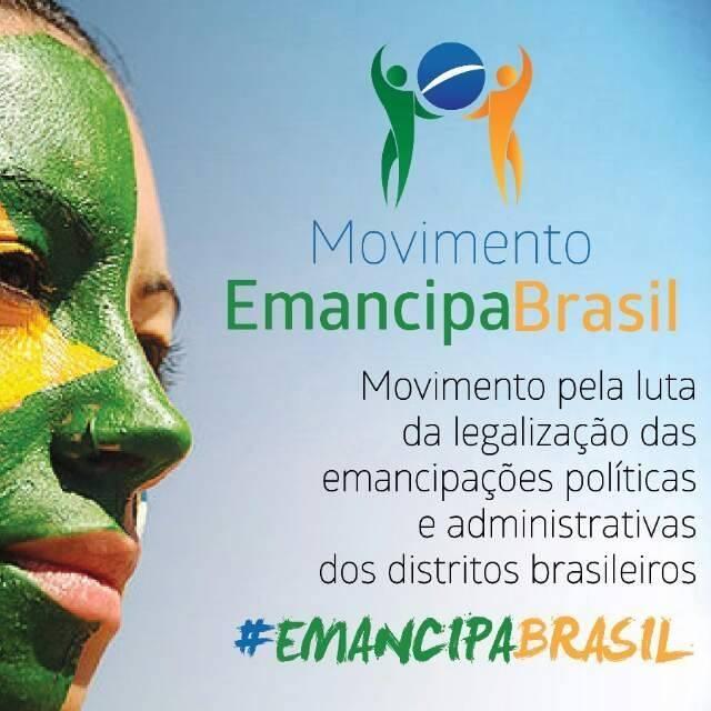 Movimento Emancipa Brasil se reunirá com Presidente Michel Temer