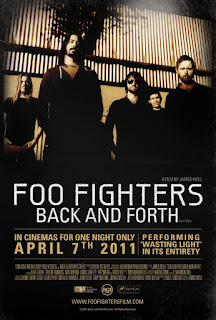 Foo Fighters: Back And Forth<br><span class='font12 dBlock'><i>(Foo Fighters: Back And Forth)</i></span>