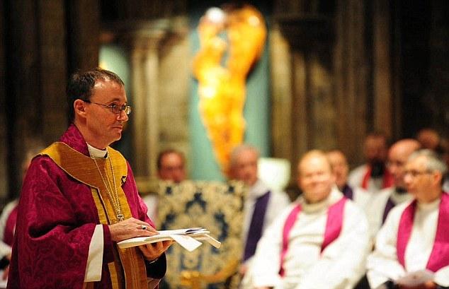 Gay archbishop