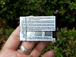 Baterai Motorola SNN5743A Original C975 E1000 M500 New 810mAh