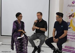 Launching MyRepublic Bandung