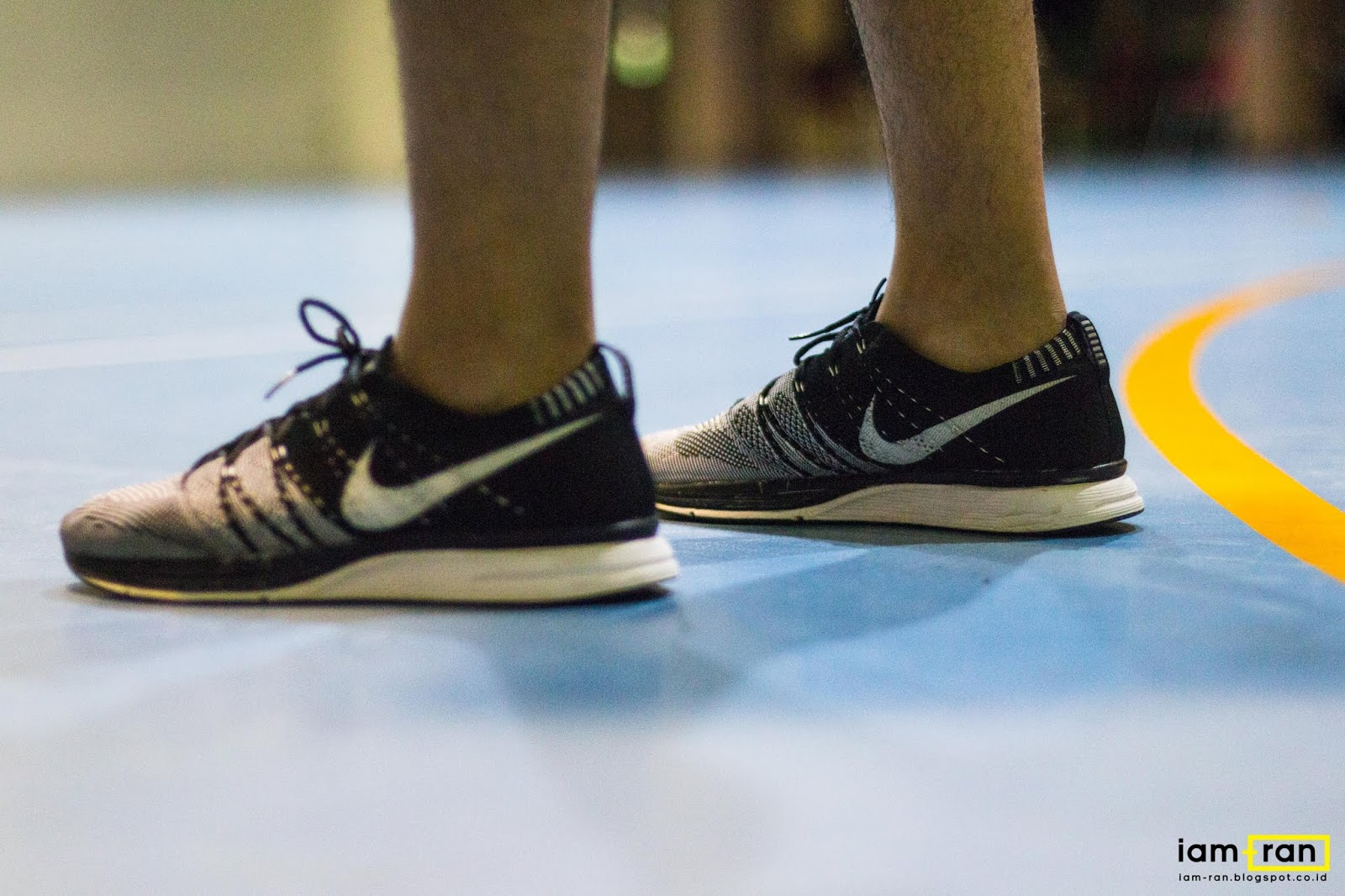 def61b2afac IAM-RAN  ON FEET   Anggie Raditya - Nike FlyKnit Trainer
