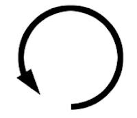 वामावर्त घूर्णन (Anti Clock-wise Rotations) pics