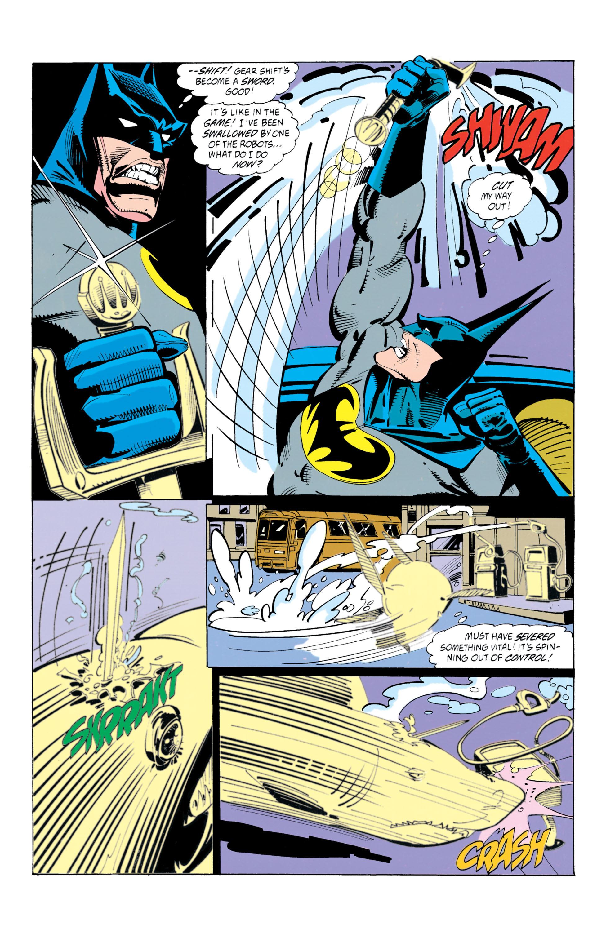 Detective Comics (1937) 635 Page 17