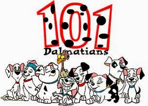 101 Dálmatas a Série Animada