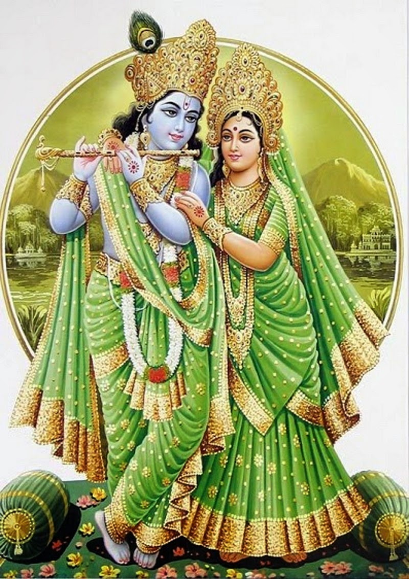 Lord Radha Krishna Hd Wallpapers Images Wallpaperssnet