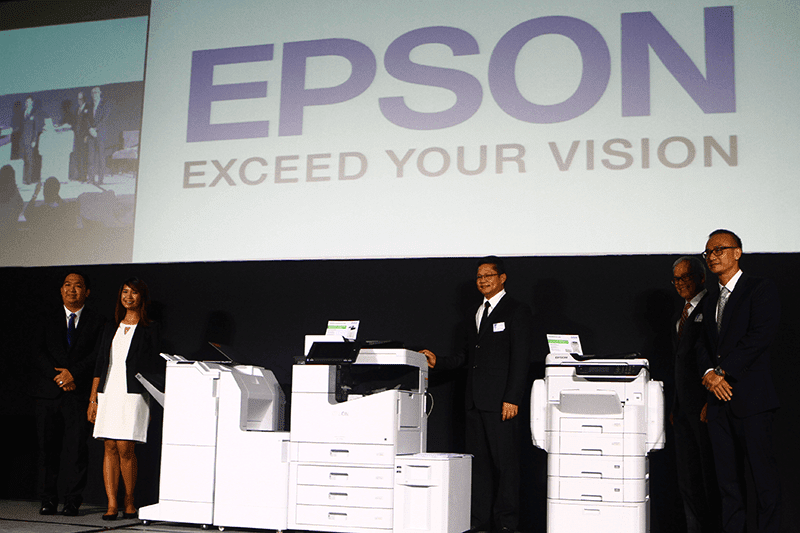 New Epson WorkForce Printer Series Answers Office Printing Needs