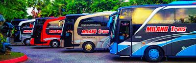 PO. MILANO TRANS SEWA BUS PARIWISATA
