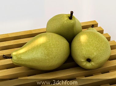 fruit 3d model free download