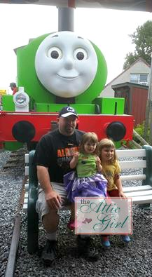 Percy, trains, Strasburg Railroad