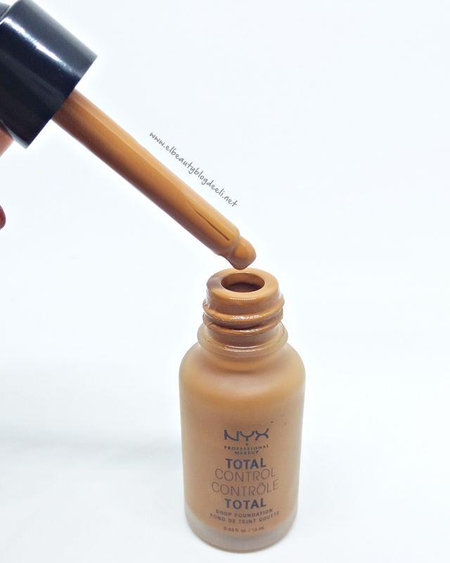 53db091ea Uno de los productos que cayeron fue la base de maquillaje Total Control  Drop Foundation.