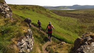 Skóciai kirándulás és túra a hegyekben
