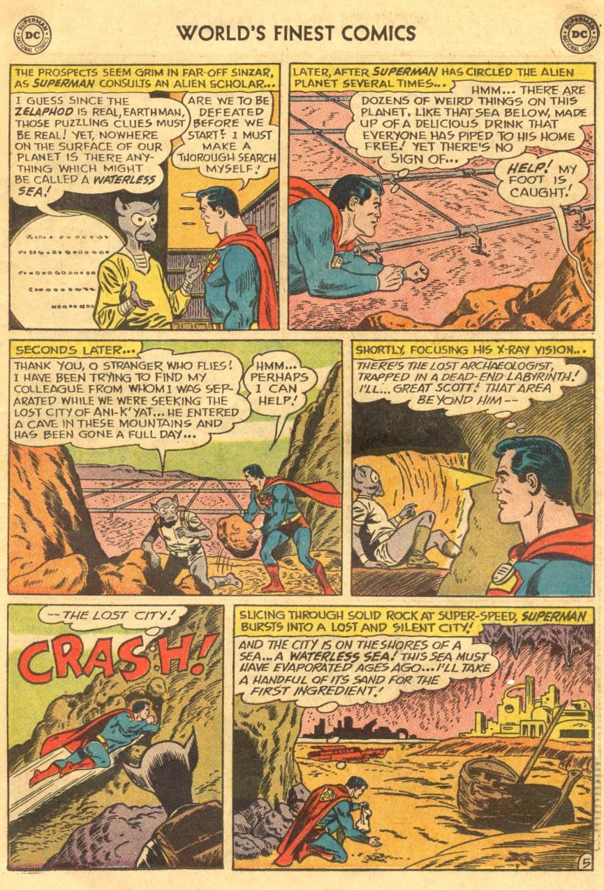 Read online World's Finest Comics comic -  Issue #130 - 7