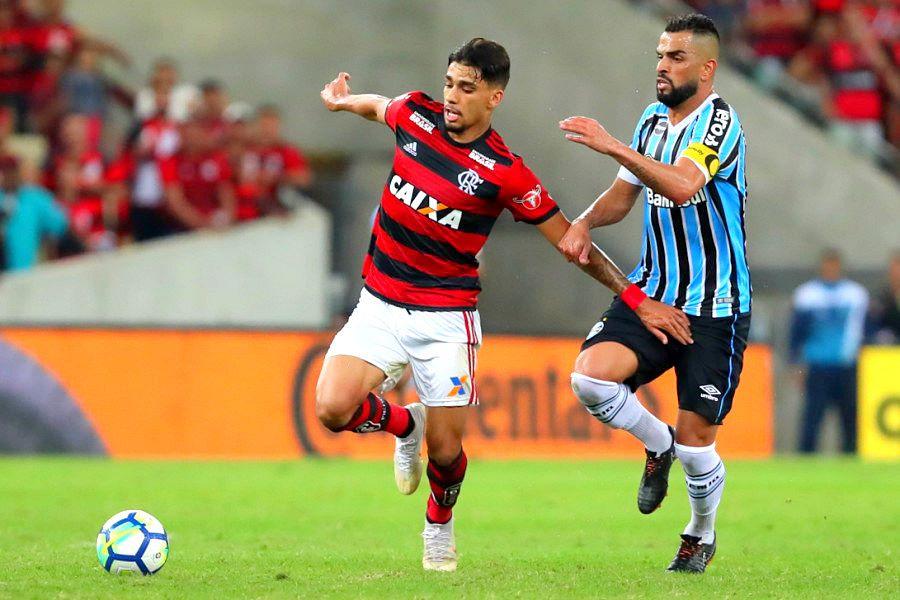 6338084adb Flamengo estuda forma de contar com Paquetá contra Corinthians ...
