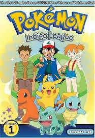 Pokemon: Indigo League: Cartoons Wikipedia