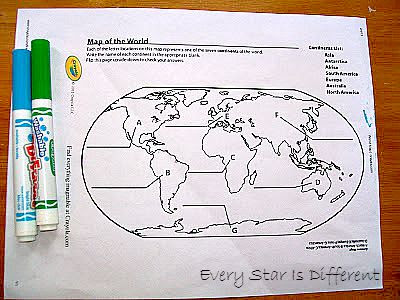 Coloring our World