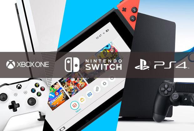الكشف عن تفاصيل مبيعات أجهزة الألعاب لهذا الأسبوع و إنخفاض في منسوبها ..
