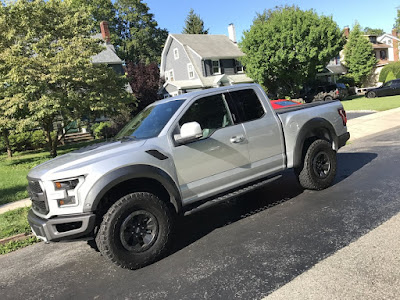 Ford Raptor Named Most Extreme Vehicle